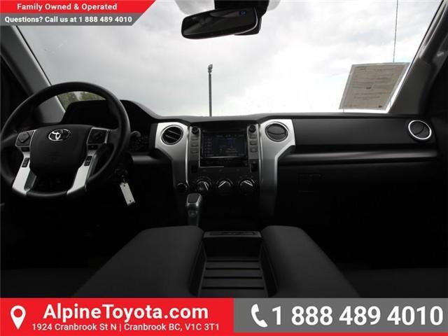 2018 Toyota Tundra SR5 Plus 5.7L V8 (Stk: X769277) in Cranbrook - Image 10 of 17