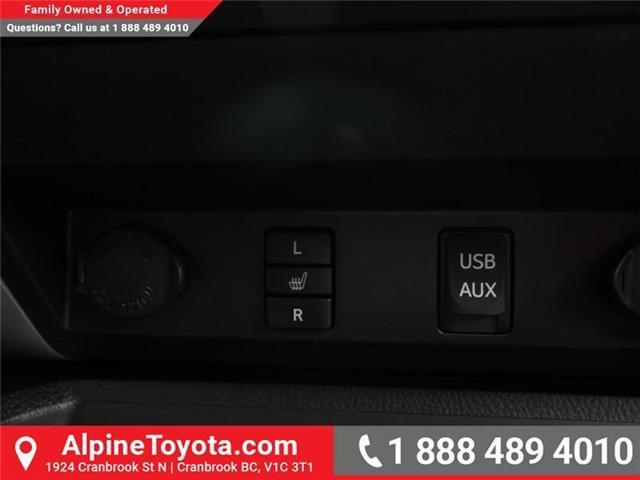 2018 Toyota Tundra SR5 Plus 5.7L V8 (Stk: X769277) in Cranbrook - Image 14 of 17