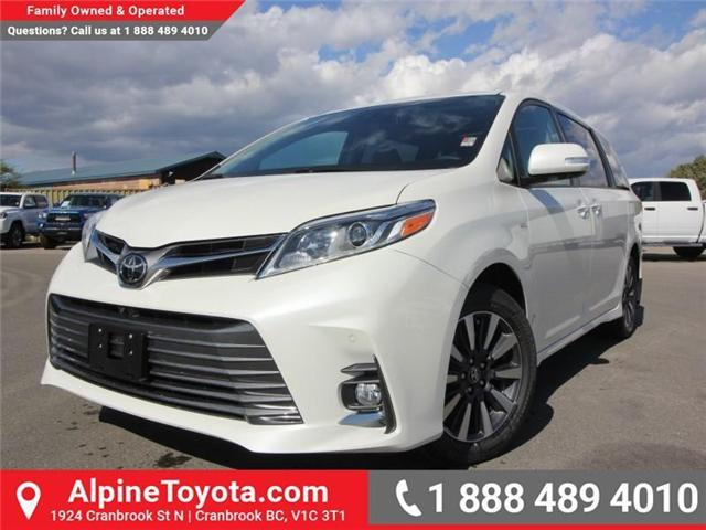 2018 Toyota Sienna XLE 7-Passenger (Stk: S200947) in Cranbrook - Image 1 of 19