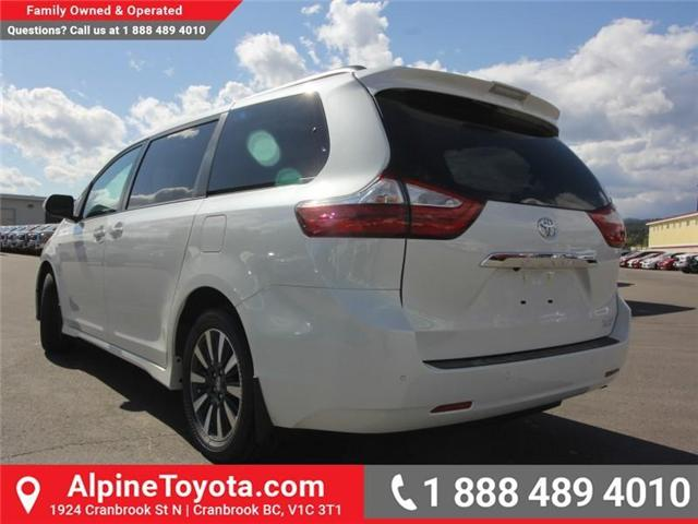 2018 Toyota Sienna XLE 7-Passenger (Stk: S200947) in Cranbrook - Image 3 of 19