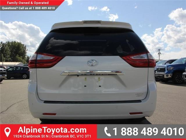 2018 Toyota Sienna XLE 7-Passenger (Stk: S200947) in Cranbrook - Image 4 of 19
