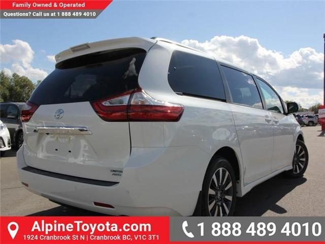 2018 Toyota Sienna XLE 7-Passenger (Stk: S200947) in Cranbrook - Image 5 of 19