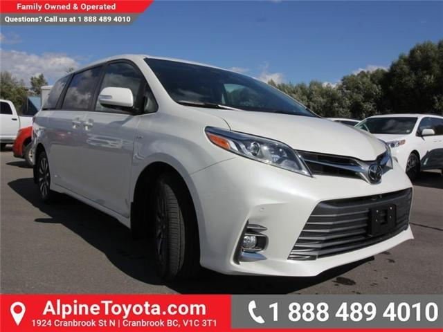 2018 Toyota Sienna XLE 7-Passenger (Stk: S200947) in Cranbrook - Image 7 of 19