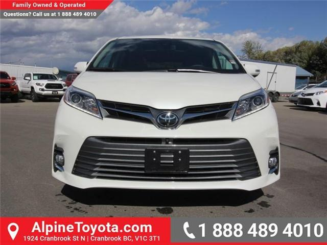 2018 Toyota Sienna XLE 7-Passenger (Stk: S200947) in Cranbrook - Image 8 of 19