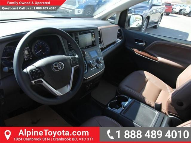 2018 Toyota Sienna XLE 7-Passenger (Stk: S200947) in Cranbrook - Image 9 of 19