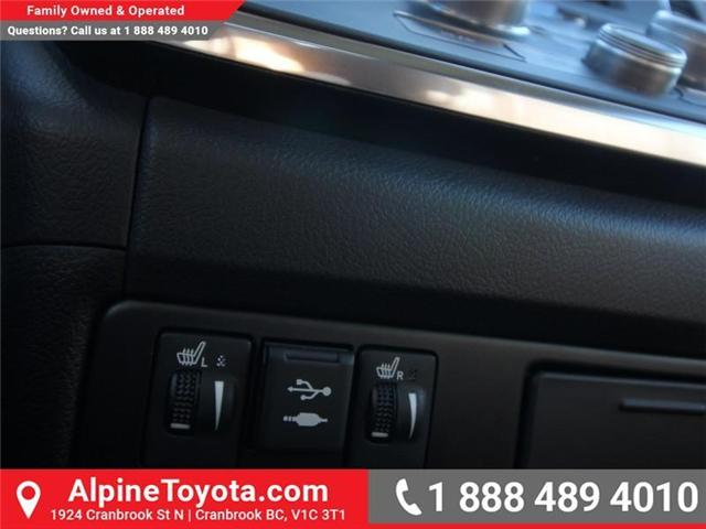 2018 Toyota Sienna XLE 7-Passenger (Stk: S200947) in Cranbrook - Image 14 of 19