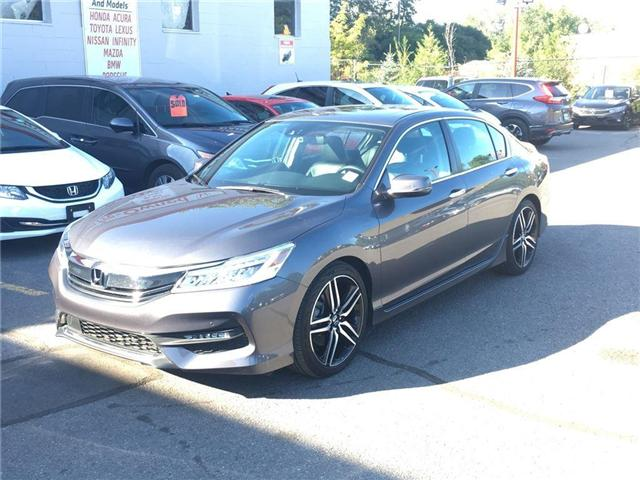 2017 Honda Accord Touring (Stk: H7644-0) in Ottawa - Image 2 of 21