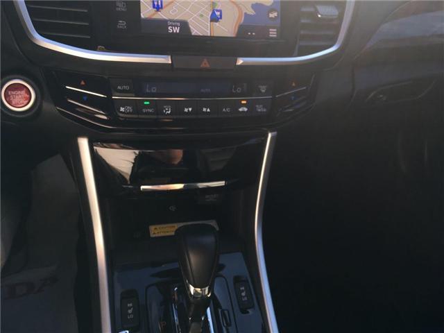 2017 Honda Accord Touring (Stk: H7644-0) in Ottawa - Image 17 of 21