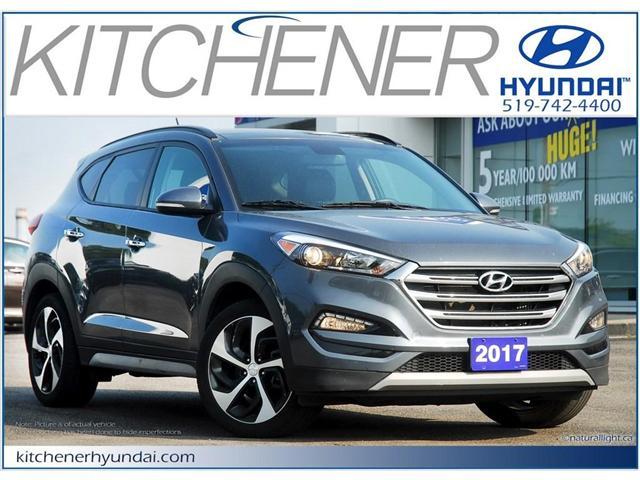 2017 Hyundai Tucson  (Stk: OP3784) in Kitchener - Image 1 of 15