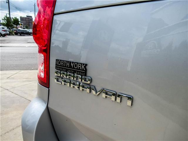 2012 Dodge Grand Caravan SE/SXT (Stk: U06267) in Toronto - Image 18 of 21
