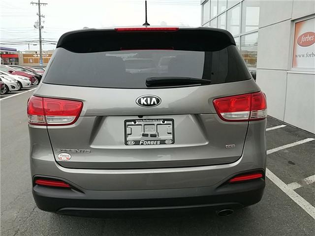 2018 Kia Sorento 2.4L LX (Stk: U0285) in New Minas - Image 4 of 18