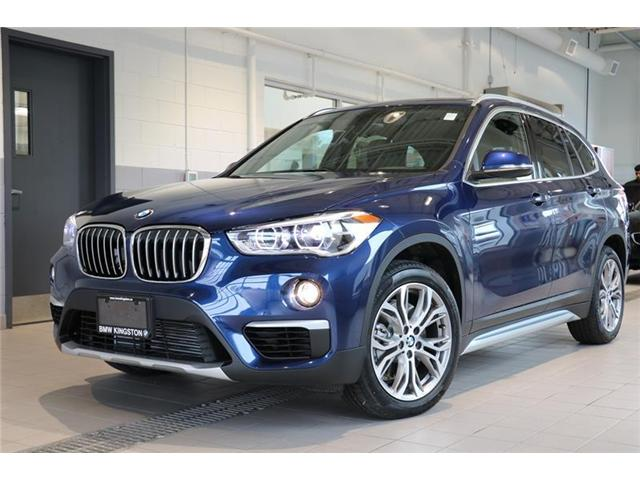 2018 BMW X1 xDrive28i (Stk: 8261) in Kingston - Image 1 of 14