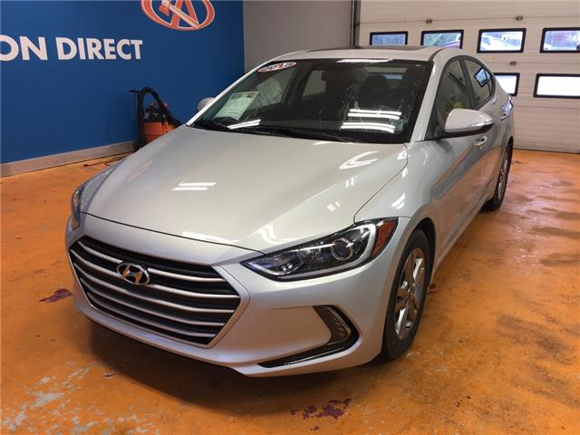 2018 Hyundai Elantra GL (Stk: 18-580739) in Lower Sackville - Image 1 of 16