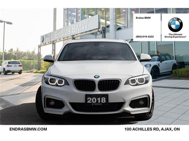 2018 BMW 230 i xDrive (Stk: P5587) in Ajax - Image 2 of 20