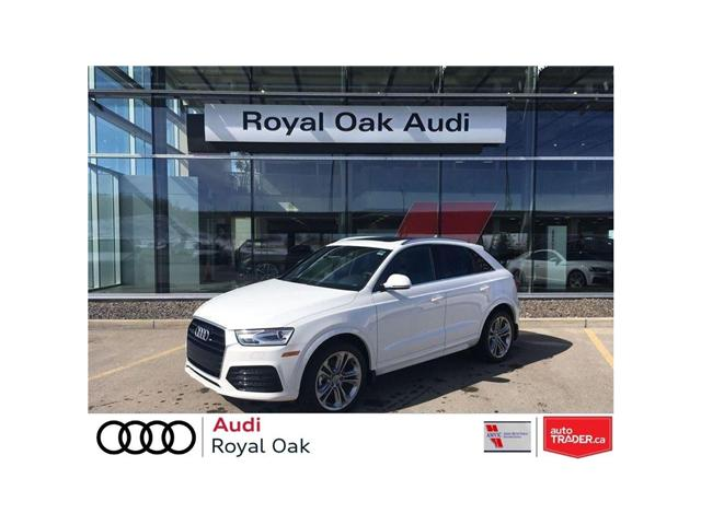 2018 Audi Q3 2.0T Progressiv (Stk: N4531) in Calgary - Image 1 of 5