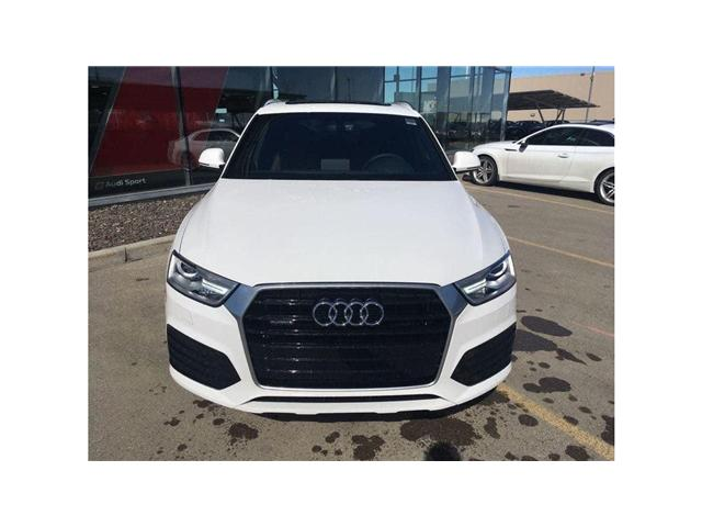 2018 Audi Q3 2.0T Progressiv (Stk: N4531) in Calgary - Image 2 of 5