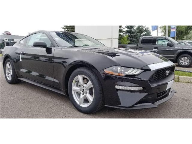 2019 Ford Mustang EcoBoost Premium (Stk: 19MU0021) in Unionville - Image 1 of 12