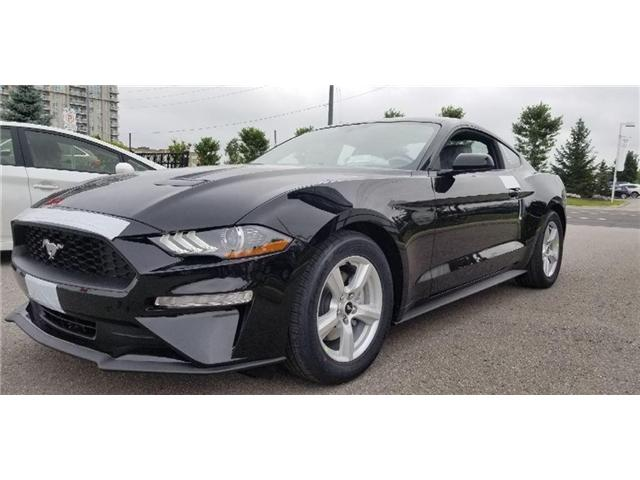 2019 Ford Mustang EcoBoost Premium (Stk: 19MU0021) in Unionville - Image 1 of 9