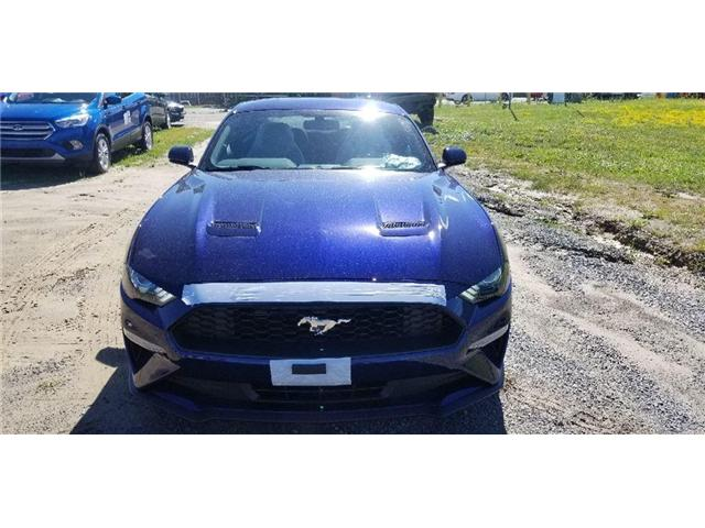 2019 Ford Mustang EcoBoost (Stk: 19MU0025) in Unionville - Image 2 of 12