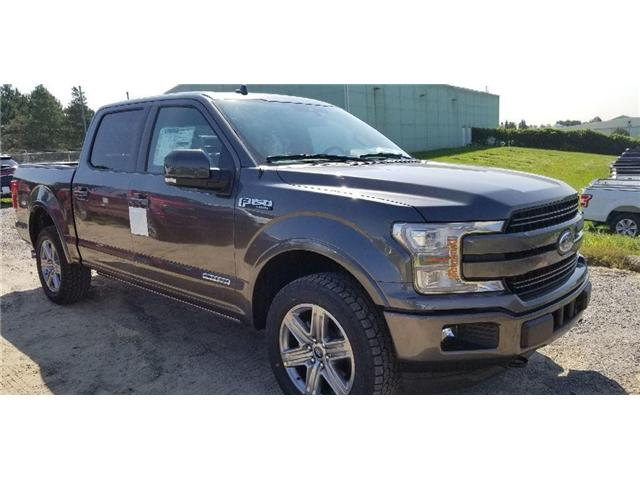 2018 Ford F-150 Lariat (Stk: 18FS2358) in Unionville - Image 1 of 12