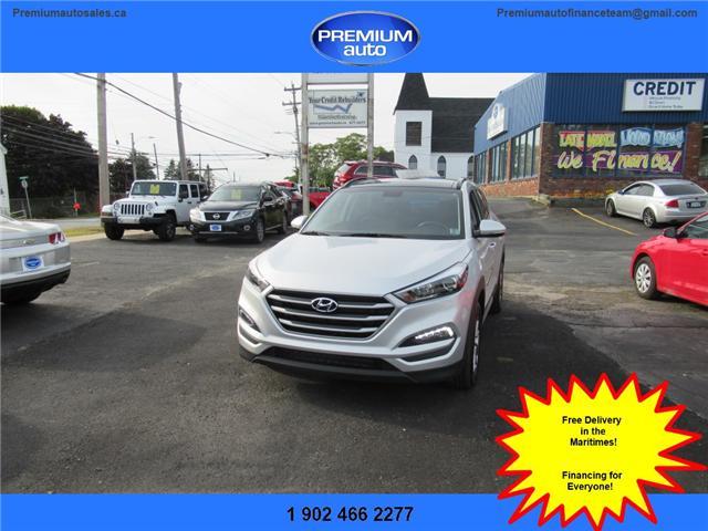 2018 Hyundai Tucson SE 2.0L (Stk: 609224) in Dartmouth - Image 1 of 23