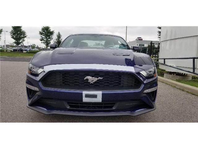 2019 Ford Mustang EcoBoost (Stk: 19MU0037) in Unionville - Image 2 of 12