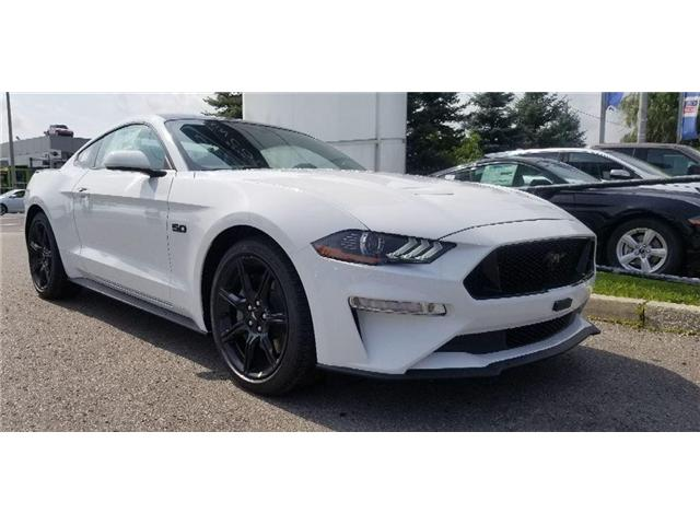 2019 Ford Mustang  (Stk: 19MU0040) in Unionville - Image 1 of 12