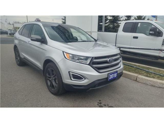 2018 Ford Edge SEL (Stk: P8143) in Unionville - Image 1 of 18