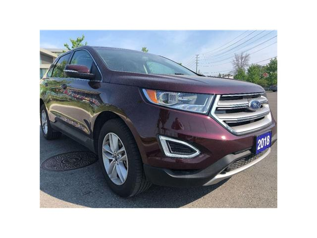 2018 Ford Edge SEL (Stk: P8201) in Unionville - Image 1 of 22