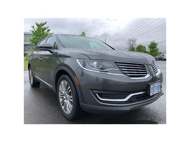 2018 Lincoln MKX Reserve (Stk: P8176) in Unionville - Image 1 of 25