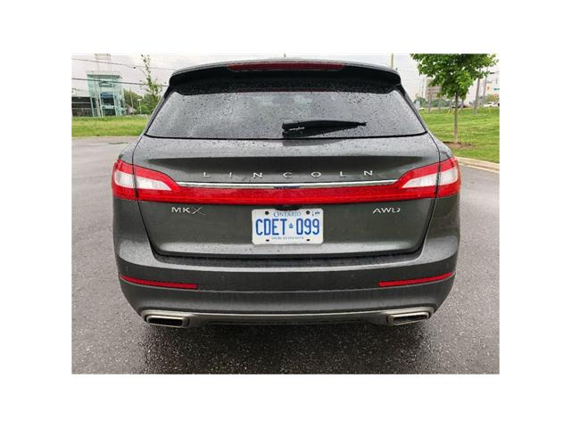 2018 Lincoln MKX Reserve (Stk: P8176) in Unionville - Image 4 of 25