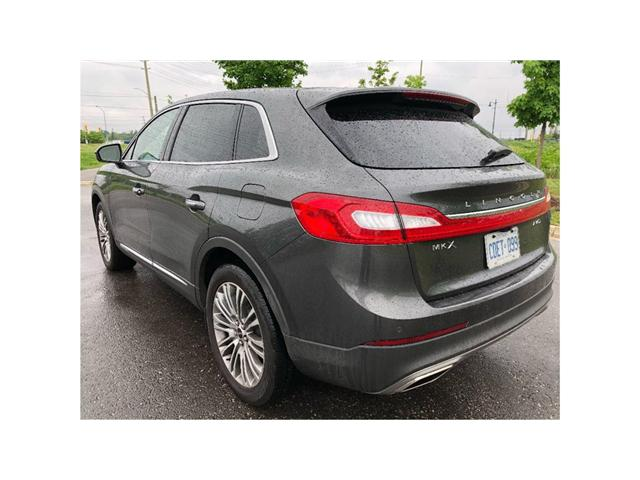2018 Lincoln MKX Reserve (Stk: P8176) in Unionville - Image 5 of 25