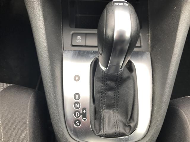2011 Volkswagen Golf 2.0 TDI Comfortline (Stk: 21433) in Pembroke - Image 8 of 9