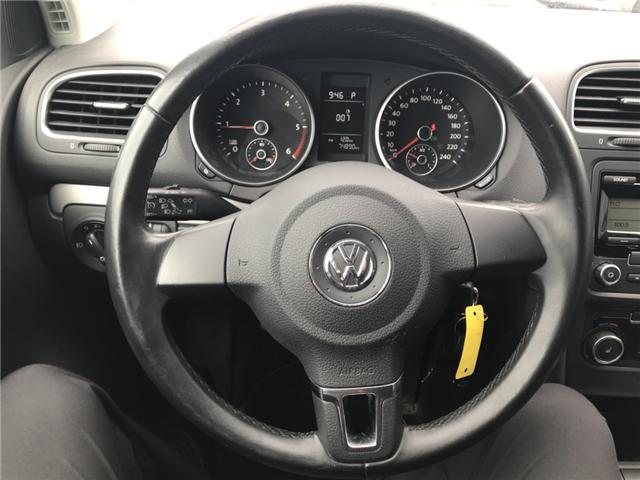 2011 Volkswagen Golf 2.0 TDI Comfortline (Stk: 21433) in Pembroke - Image 9 of 9