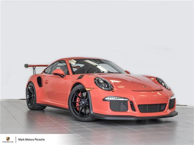 2016 Porsche 911 GT3 RS (Stk: 62554A) in Ottawa - Image 1 of 23