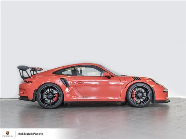 2016 Porsche 911 GT3 RS (Stk: 62554A) in Ottawa - Image 2 of 23