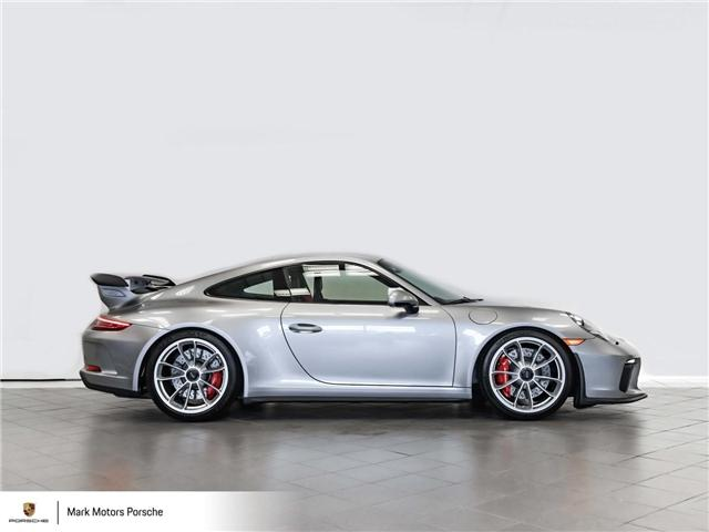 2018 Porsche 911 Gt3 At 235000 For Sale In Ottawa Audi Ottawa