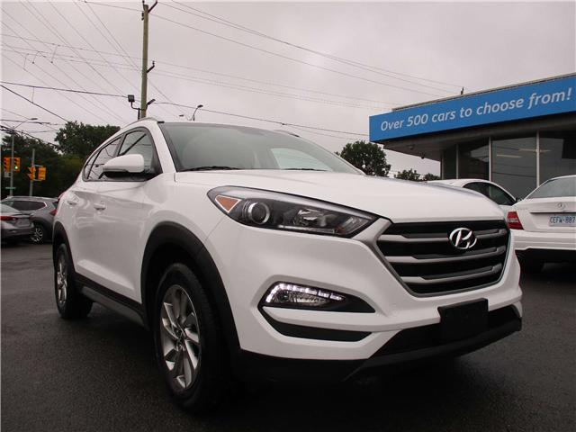 2017 Hyundai Tucson Premium (Stk: 181262) in Kingston - Image 1 of 13