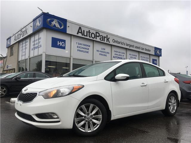 2014 Kia Forte  (Stk: 14-92123) in Brampton - Image 1 of 22
