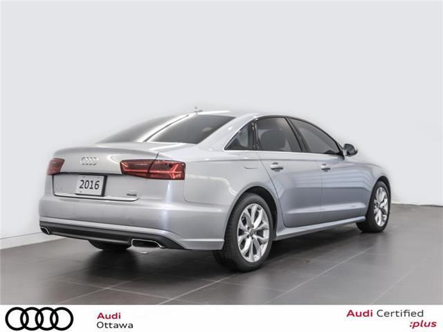 2016 Audi A6 2.0T Progressiv (Stk: PA456HT) in Ottawa - Image 3 of 22