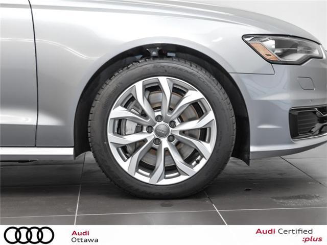 2016 Audi A6 2.0T Progressiv (Stk: PA456HT) in Ottawa - Image 10 of 22