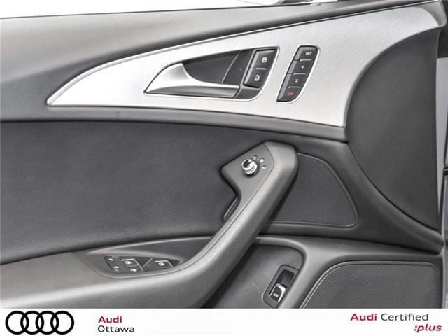 2016 Audi A6 2.0T Progressiv (Stk: PA456HT) in Ottawa - Image 13 of 22