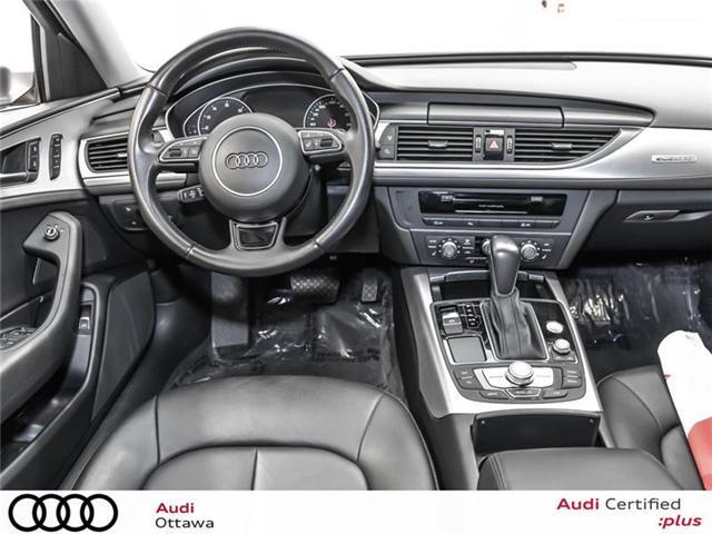 2016 Audi A6 2.0T Progressiv (Stk: PA456HT) in Ottawa - Image 17 of 22