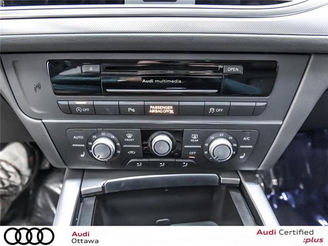 2016 Audi A6 2.0T Progressiv (Stk: PA456HT) in Ottawa - Image 21 of 22