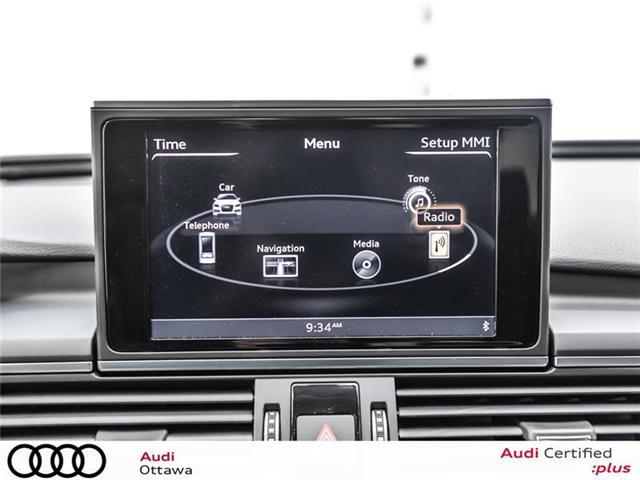 2016 Audi A6 2.0T Progressiv (Stk: PA456HT) in Ottawa - Image 22 of 22