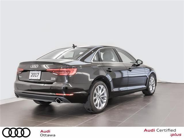 2017 Audi A4 2.0T Progressiv (Stk: PA461HT) in Ottawa - Image 3 of 22