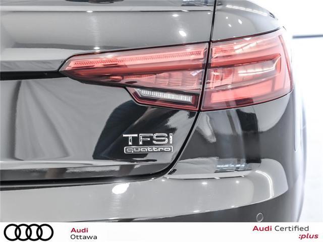 2017 Audi A4 2.0T Progressiv (Stk: PA461HT) in Ottawa - Image 6 of 22