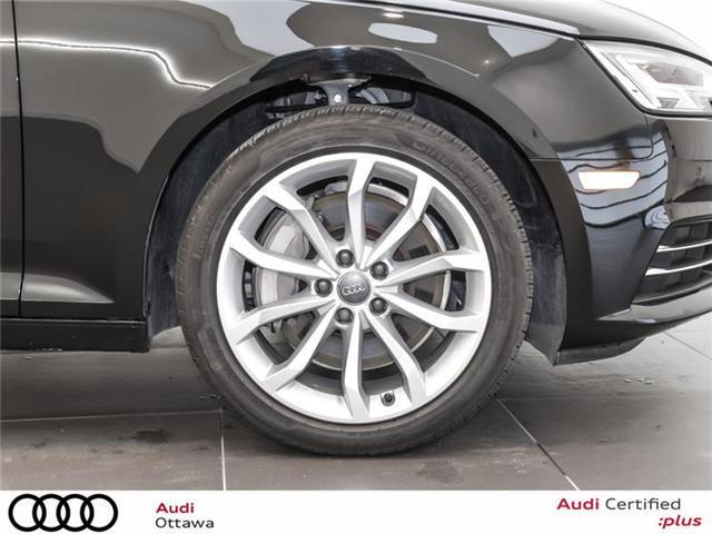 2017 Audi A4 2.0T Progressiv (Stk: PA461HT) in Ottawa - Image 10 of 22