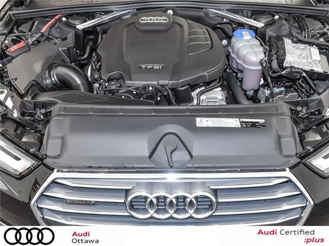 2017 Audi A4 2.0T Progressiv (Stk: PA461HT) in Ottawa - Image 12 of 22