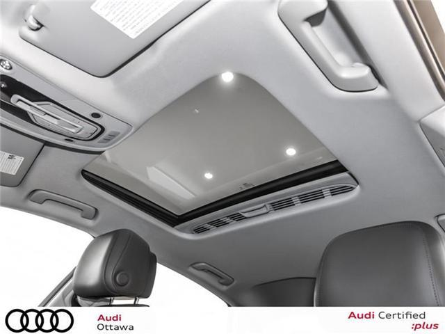 2017 Audi A4 2.0T Progressiv (Stk: PA461HT) in Ottawa - Image 14 of 22
